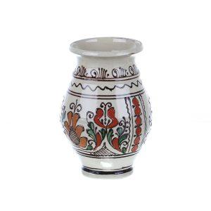 Vaza de ceramica Colorata de Corund 17 cm