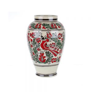 Vaza de ceramica Colorata de Corund 36 cm Model 2