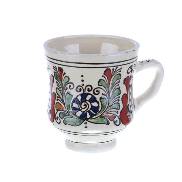 Halba bere ceramica colorata Corund 500 ml