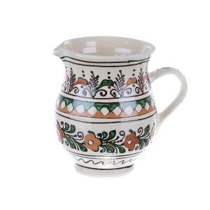 Carafa de vin ceramica colorata Corund 750 ml
