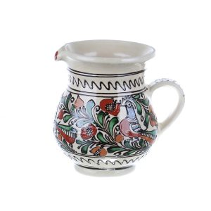 Carafa de vin ceramica colorata Corund 1 l