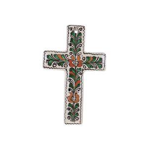 Cruce Ceramica Colorata Corund