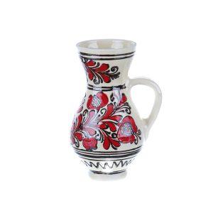 Ulcior ceramica rosie de Corund 300 ml