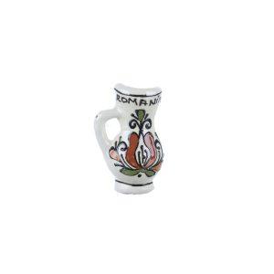 Magnet frigider vase traditionale romanesti specific Transilvania