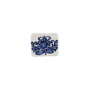 Magnet frigider tablita cu motiv traditional Corund ceramica