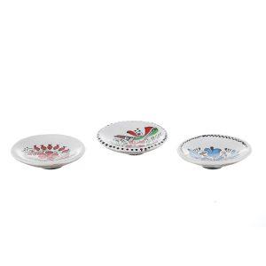 Magnet frigider farfurii decorative Corund