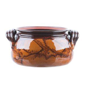 Oală de sarmale ceramică 3,5 l, 5 l, 7 l
