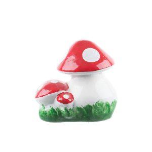 Decorațiune de gradină ciuperci din ceramică