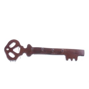 Suport de perete pentru chei model cheie 39 cm