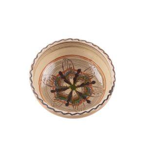 Bol din ceramică de Horezu 13 cm