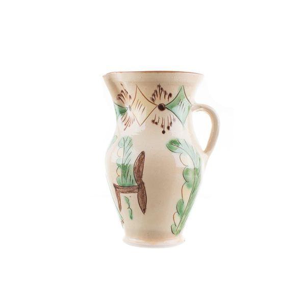 Cană de vin din ceramică Kuty Botoșani 1,25 l