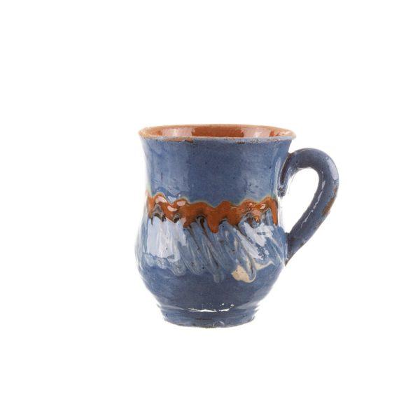 Cana din ceramică de Horezu 150 ml