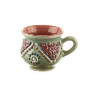 Ceasca vin/cafea 100 g ceramica Bledea Baia mare