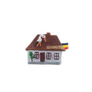 Magnet din ceramică Kuty model casă România