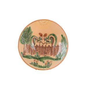 Farfurie ceramică Kuty Botoșani 23 cm