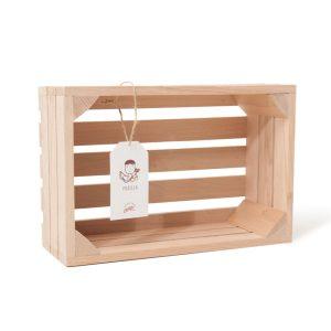 """Lădiță din lemn de fag 30 x 20 x 12 cm """"Praslea"""""""