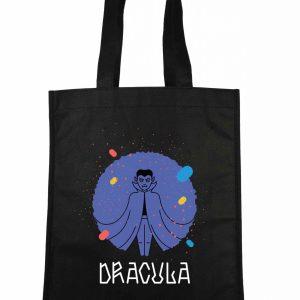 Traistă Dracula negru mov