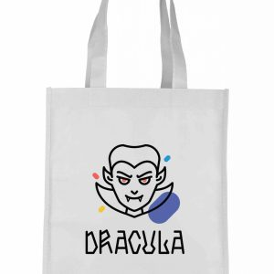 Traistă Dracula albă