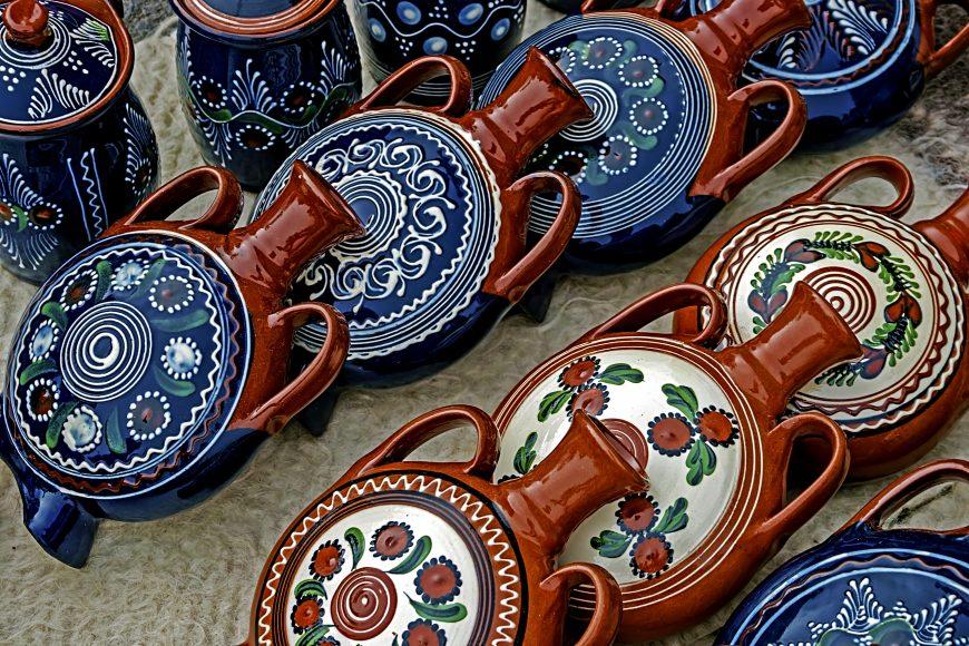 artizanat ceramica autentic