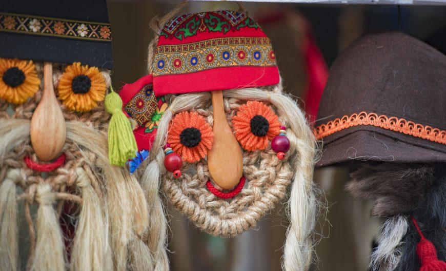 artizanat masti traditionale