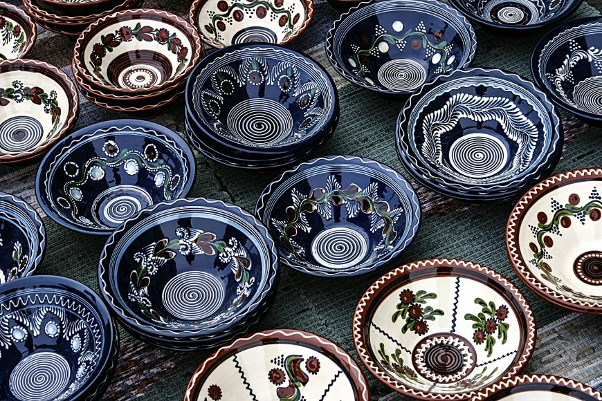 farfurii traditionale