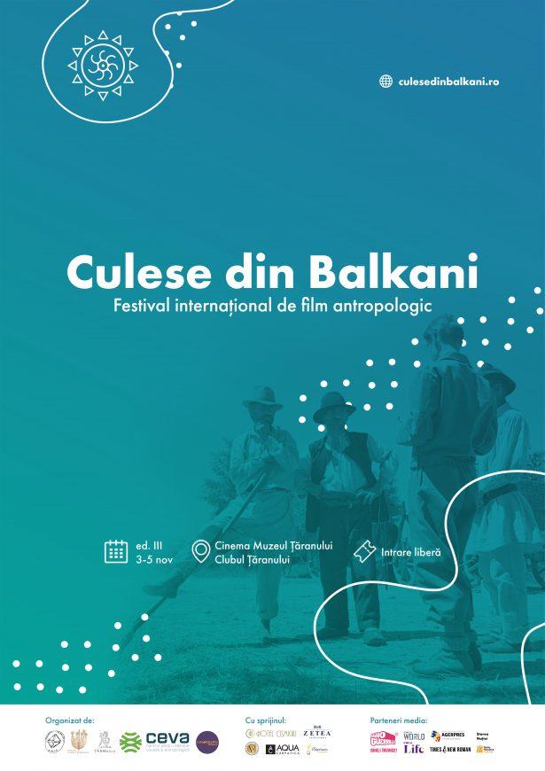Culese din Balkani – Festival Internațional de Film Documentar Antropologic