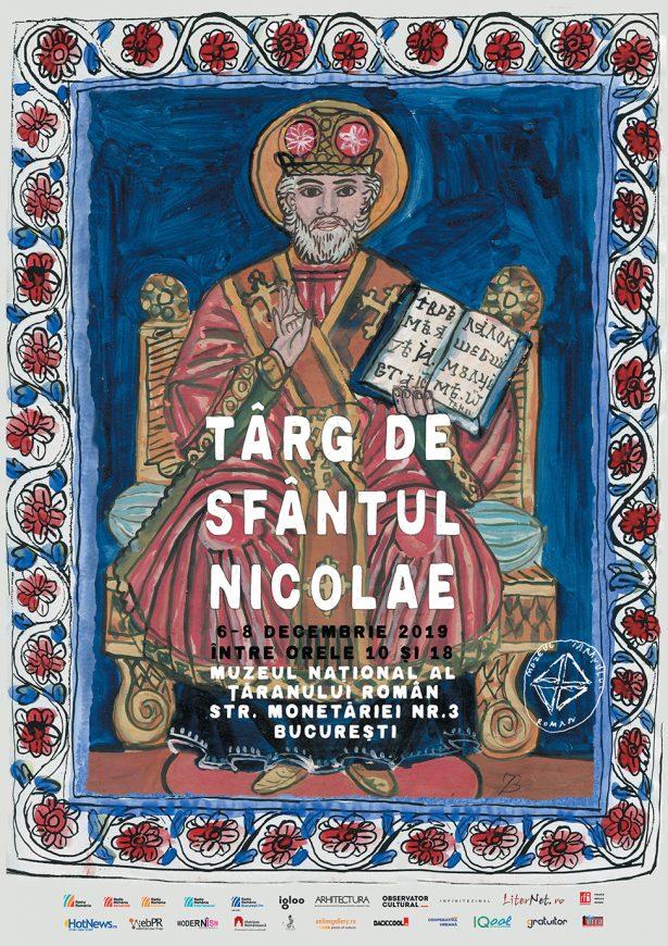 Târg de Sfântul Nicolae 6 – 8 decembrie